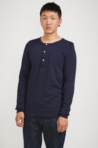206 Henley Ink Blue - Maplestore