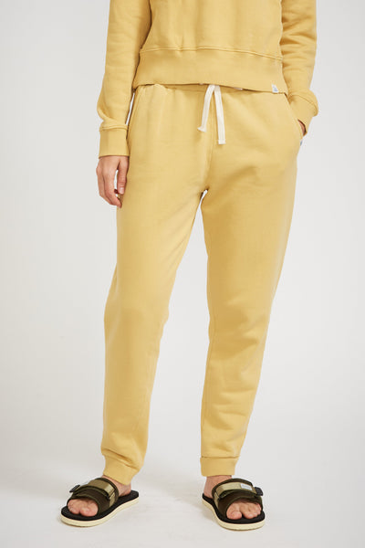 GOOD BASICS | Women's Sweat Pants Corn - Maplestore