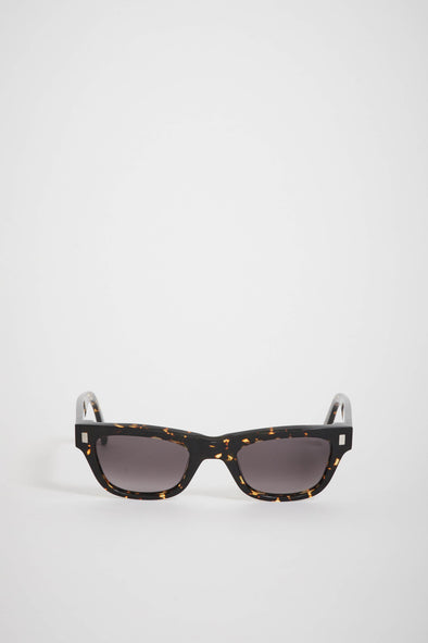 MONOKEL EYEWEAR Aki Sunglasses . Brown Tortoise - Maplestore