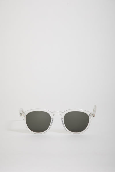 Nelson Sunglasses . Crystal - Maplestore