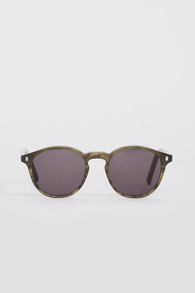Nelson Sunglasses . Green Demi - Maplestore