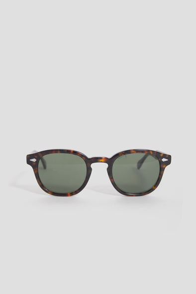 MOSCOT ORIGINALS Lemtosh . Tortoise/G15 Lenses (Instore only)