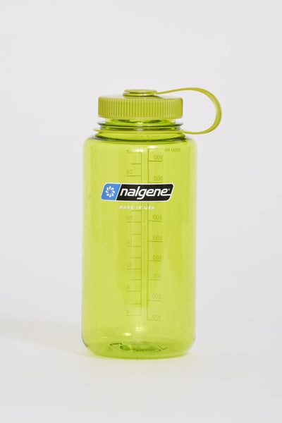 Wide Mouth Tritan Bottle 1000ml Green/Green - Maplestore