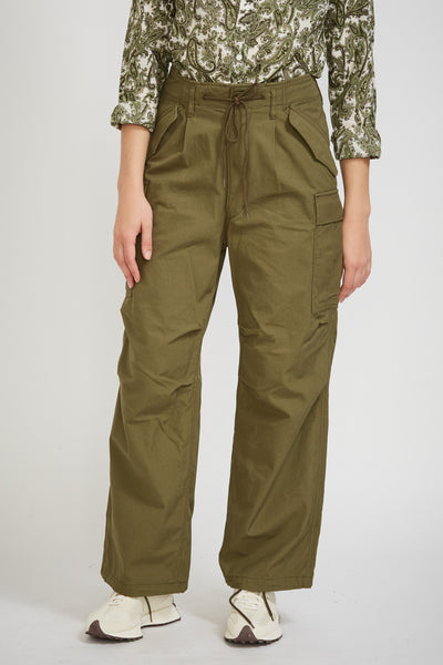 Wide B51 Pant Green - Maplestore