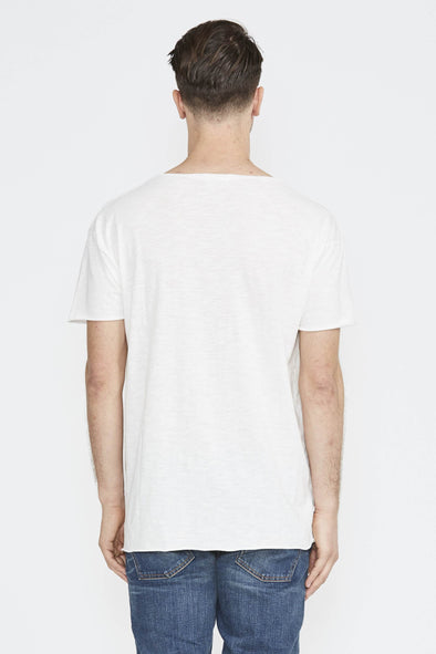 NUDIE Roger Slub . Off White - Maplestore
