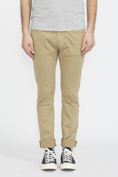 Slim Adam . Beige - Maplestore