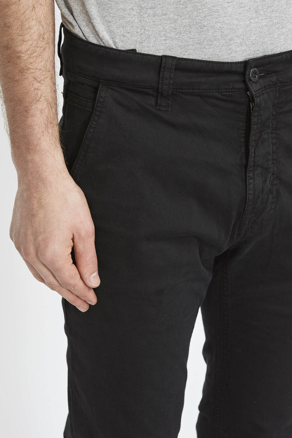 NUDIE Slim Adam . Black - Maplestore