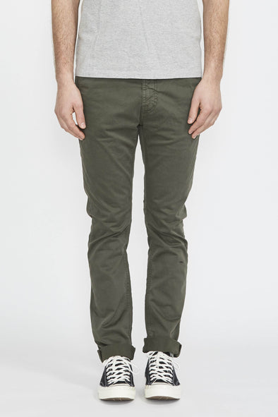 NUDIE Slim Adam . Bunker - Maplestore