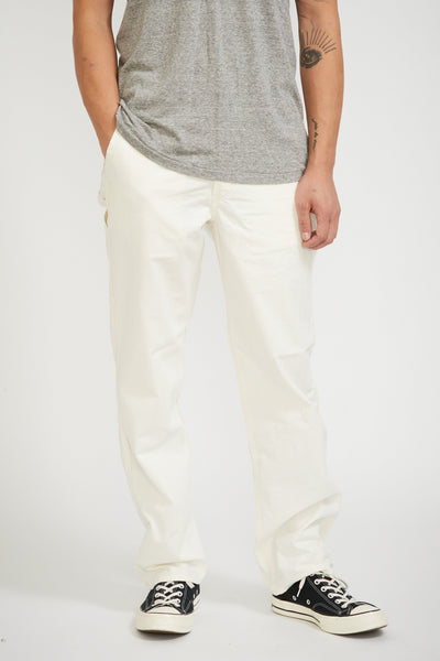 French Work Pant Ecru - Maplestore