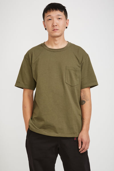 Pocket Tee Army - Maplestore