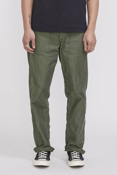 ORSLOW U.S Army Fatigue Pants . Green Used