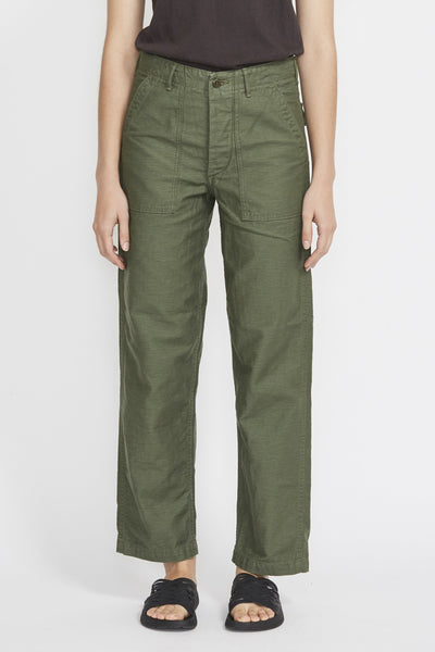 U.S Army Fatigue Pants . Green - Maplestore