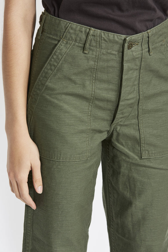 ORSLOW Us Army Fatigue Pants . Green