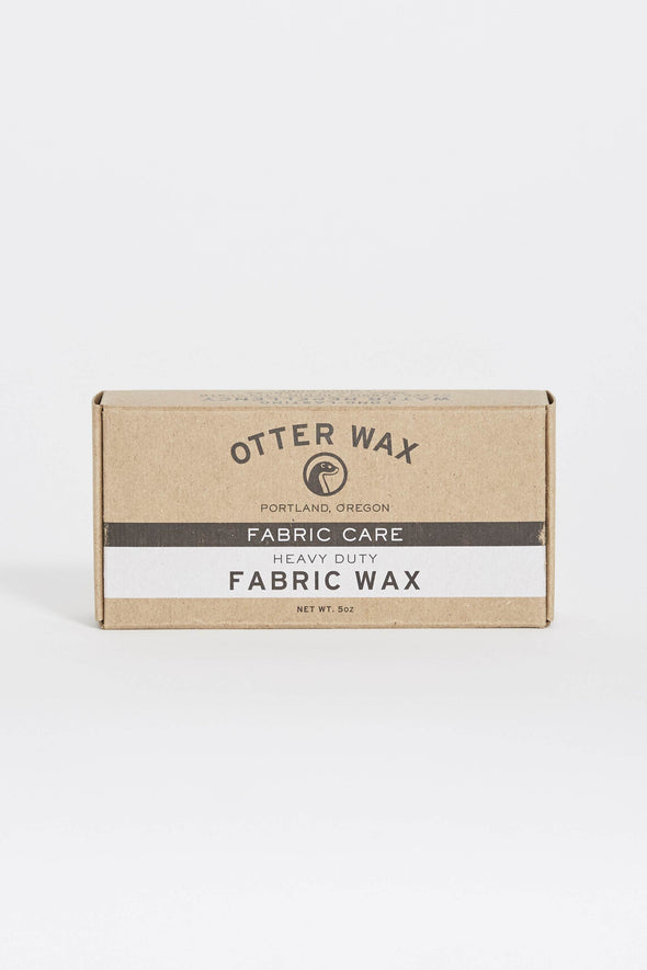 OTTER WAX Fabric Wax Large Bar . 5 Oz - Maplestore
