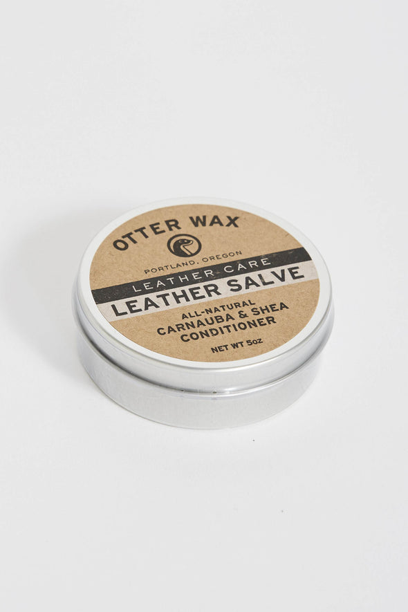 OTTER WAX Leather Salve . 5Oz - Maplestore