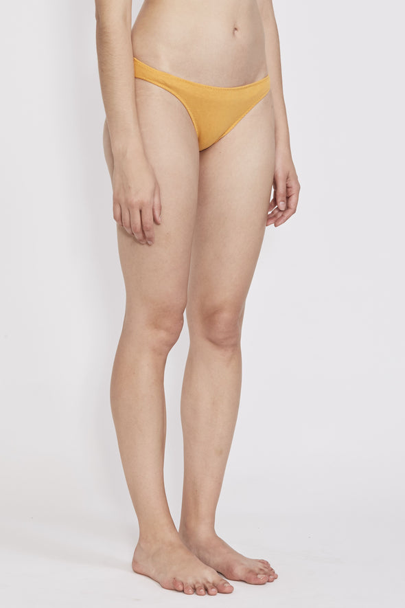 PANSY Low Rise Brief . Apricot - Maplestore