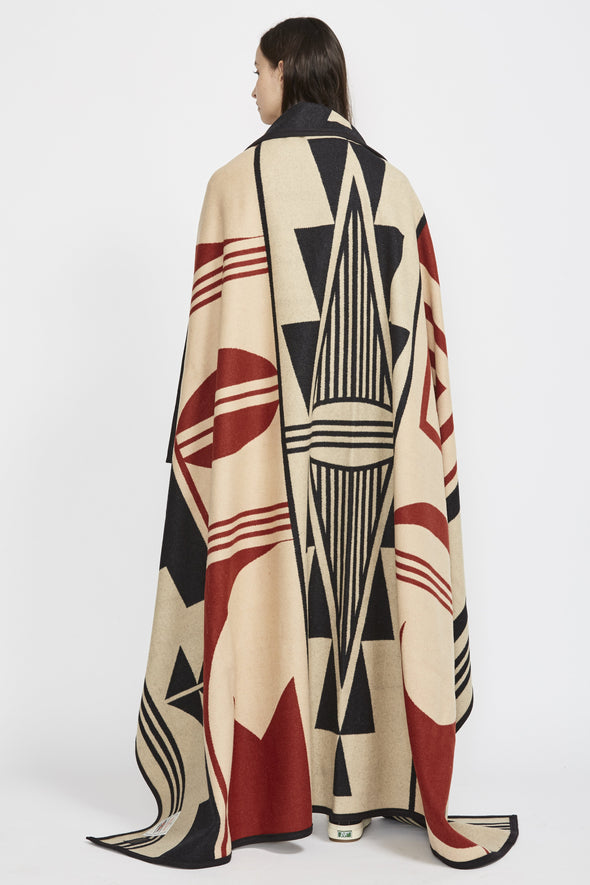 PENDLETON The American Indian College Fund Gift Of The Earth Blanket - Maplestore