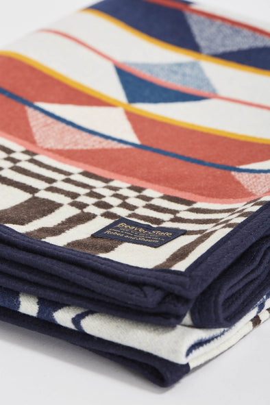 PENDLETON Pwm Jacquard Unnapped Robe . Southern Highlands - Maplestore