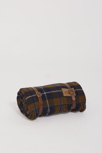 Motor Robe with Carrier Douglas Tartan - Maplestore