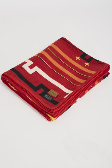 Pendleton Preservation Series Navajo Child Blanket PS02