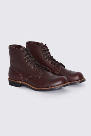 RED WING Iron Ranger . Ox Blood - Maplestore