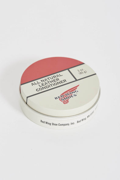 RED WING All Natural Leather Conditioner . 85 Grams - Maplestore