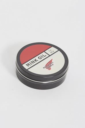 RED WING The Original Mink Oil . 85 Grams - Maplestore