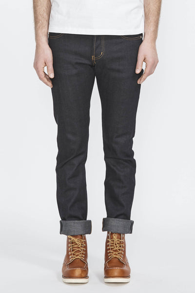 Skinny Guy . Deep Indigo 12Oz Japanese Selvedge - Maplestore