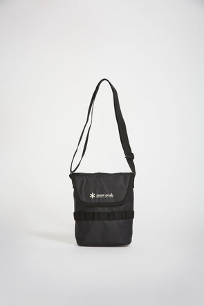Snow Peak Mini Shoulder Bag Black
