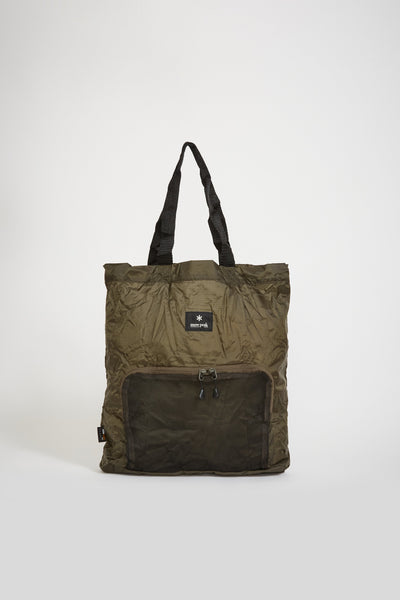 Pocketable Tote Bag Type 01 Olive - Maplestore