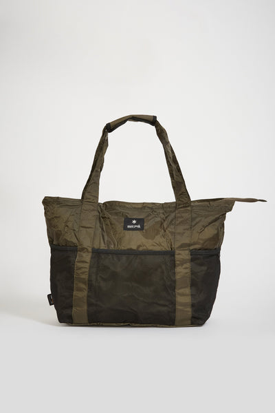 Pocketable Tote Bag Type 02 Olive - Maplestore