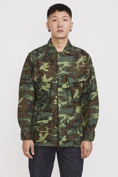 Tropical Jacket Model ll Camouflage - Maplestore