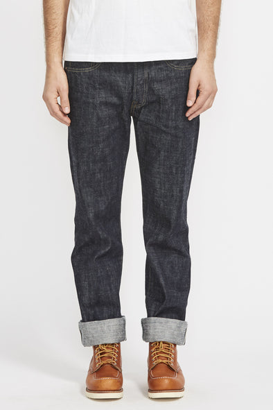 Sugarcane 2009 slim selvedge one wash