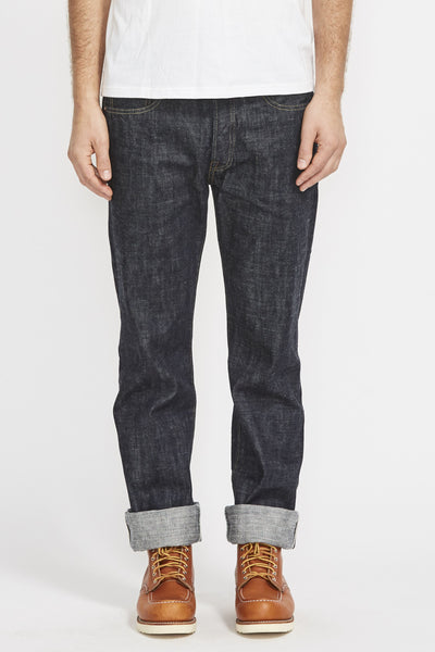 12Oz Straight Jean One Wash - Maplestore