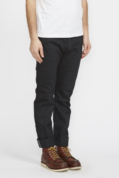 SUGARCANE Type 3 Slim Fit 13 Oz . Black