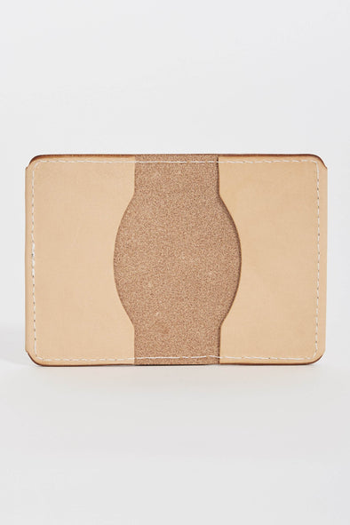 Tanner goods Union Quad Wallet Natural