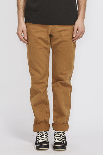 Worker Pant . Duck - Maplestore