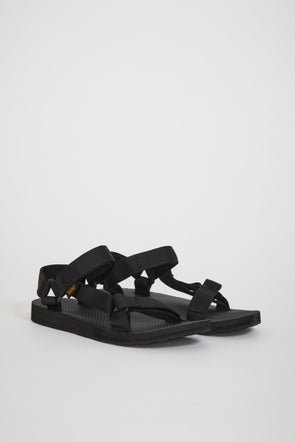 TEVA Womens Original Universal . Black - Maplestore