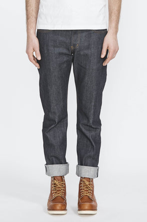 NAKED AND FAMOUS Weird Guy . Indigo 13.75 Oz Selvedge - Maplestore