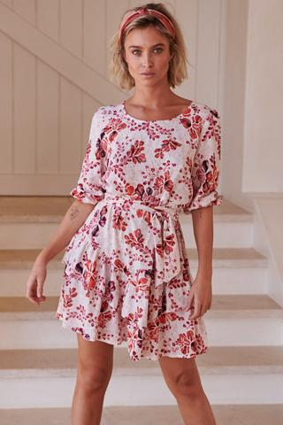 Arden Print Revival Dress