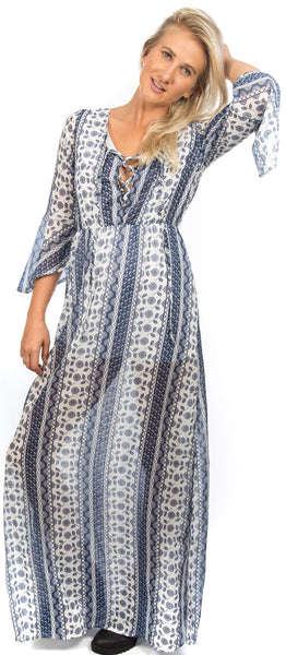 California Maxi Dress