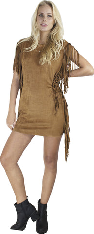 Izmir Fringe Dress
