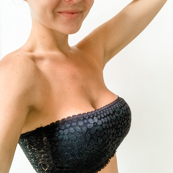 Twiggy Bra Black