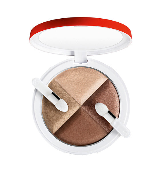 Collistar x illy - illy Caffé 4 Eye Shadow Pallette - Perfect Wear