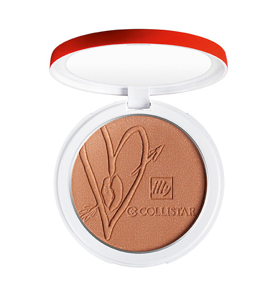 Collistar x illy Sculpting Effect Bronzing Powder