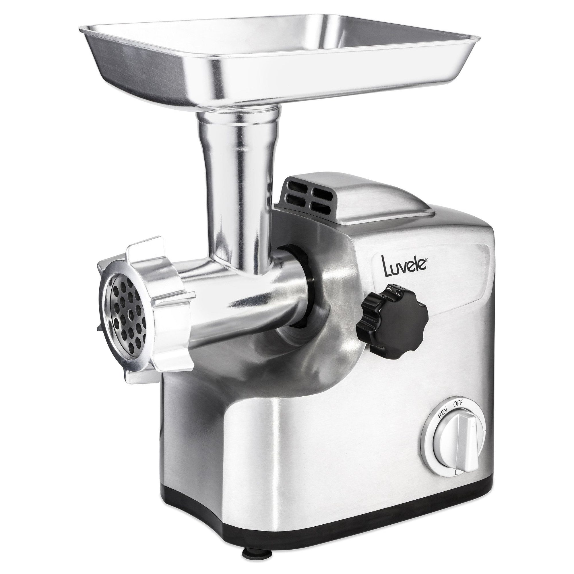 Luvele Ultimate Electric Meat Grinder | Sausage Maker | 1800w (700w rated)-Meat Grinder-Luvele UK-LUMG700UK-Luvele UK