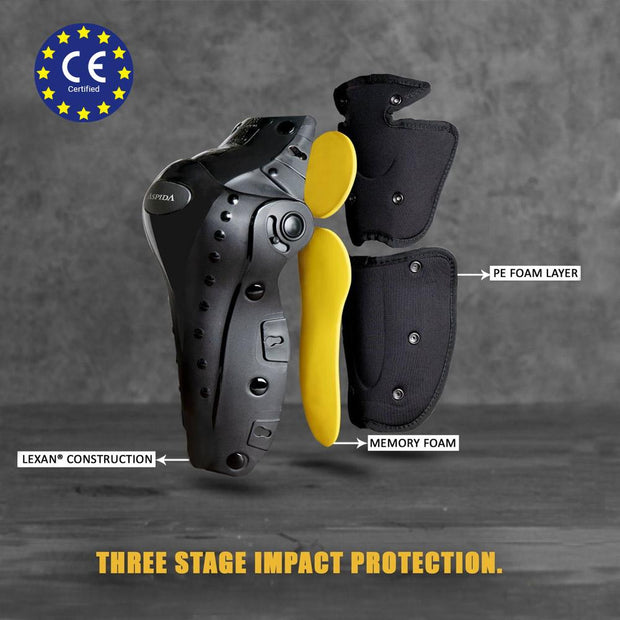 Aspida Bionic External knee guard