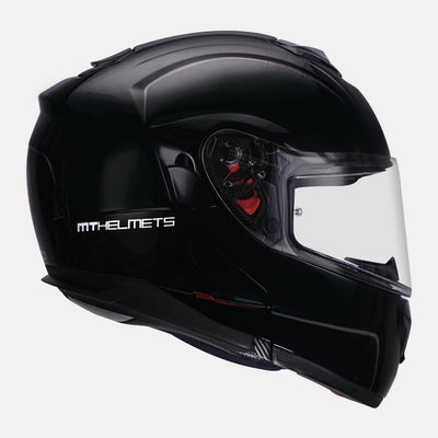 MT Atom SV Solid Modular Helmet right view