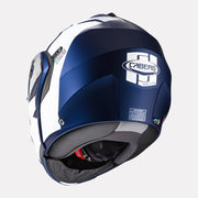 CABERG Duke II Impact Helmet back view