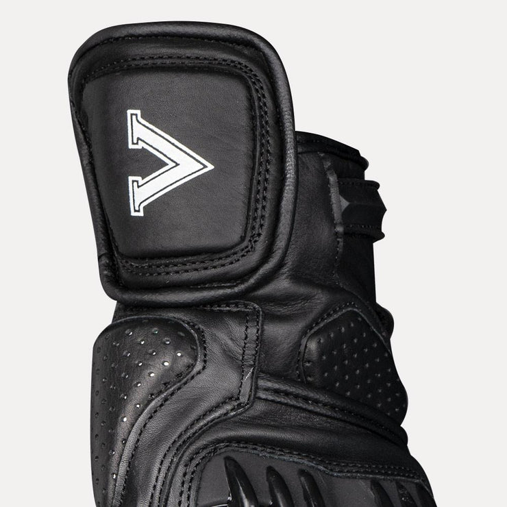 ASPIDA Centaur Semi Gauntlet Leather Gloves